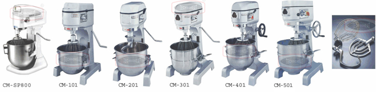 Planetary Mixer (Chanmag – Made in Taiwan)
